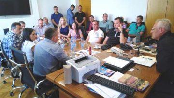 Представници министарства пољопривреде у власотиначком крају